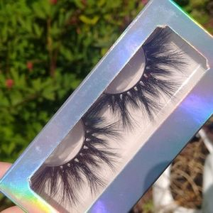 25mm Mink Lashes •